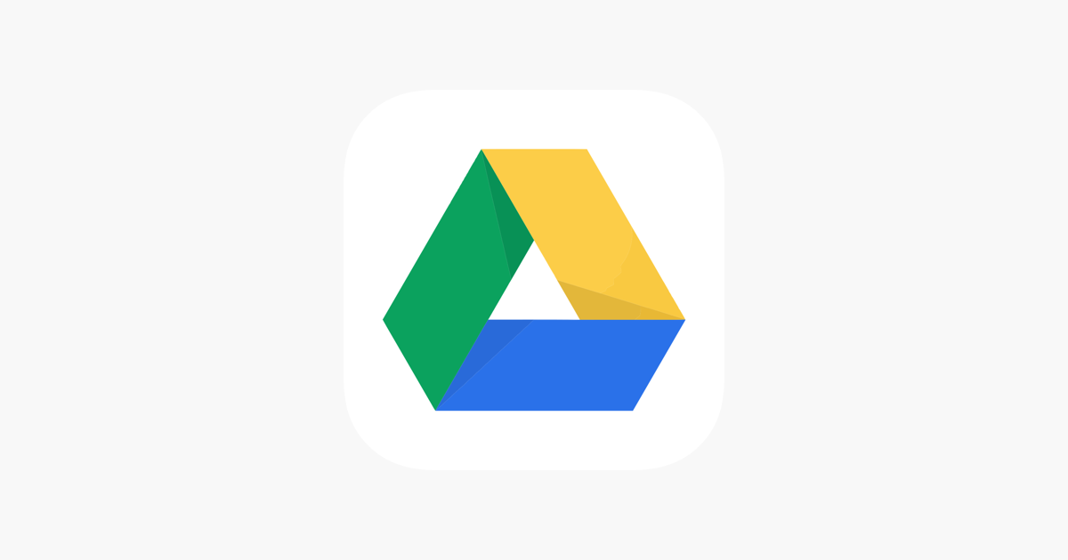 Google Drive Online Backup On The App Store