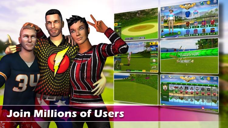 Golden Tee Golf: Online Games screenshot-9