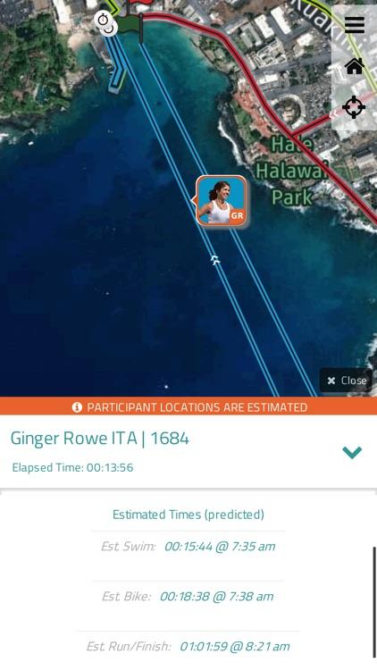 IRONMAN Tracker screenshot-4