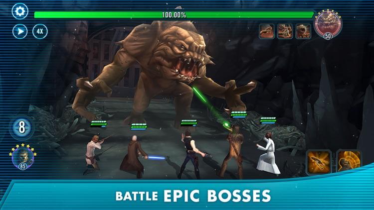 Star Wars™: Galaxy of Heroes screenshot-3