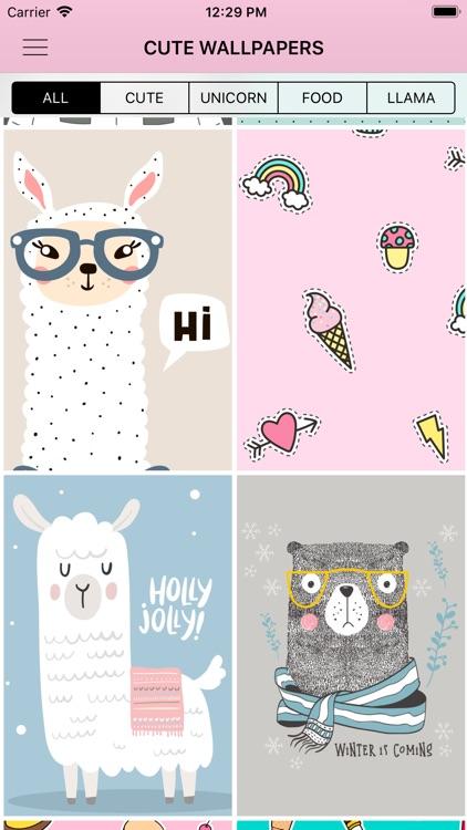 Cute Wallpapers Background screenshot-4
