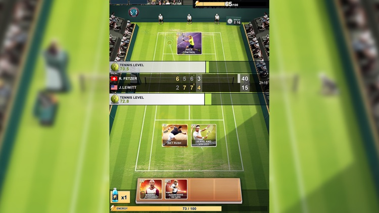 Tennis Manager 2020 - TOP SEED screenshot-7