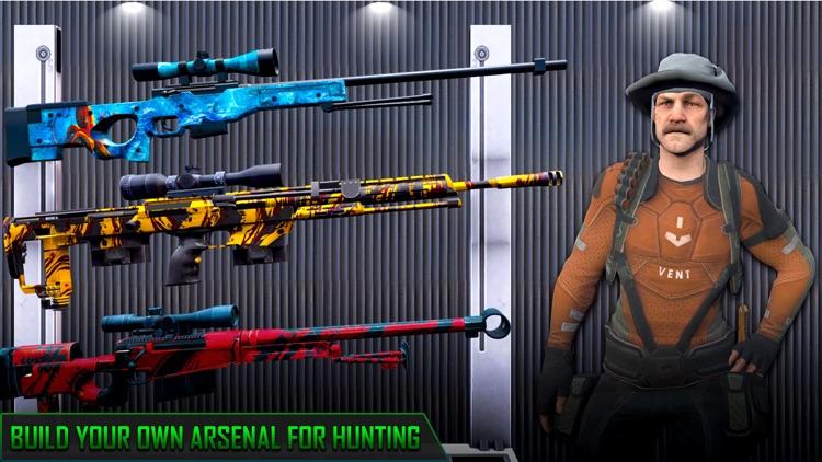 Hunting Game 2021 Wild Animal