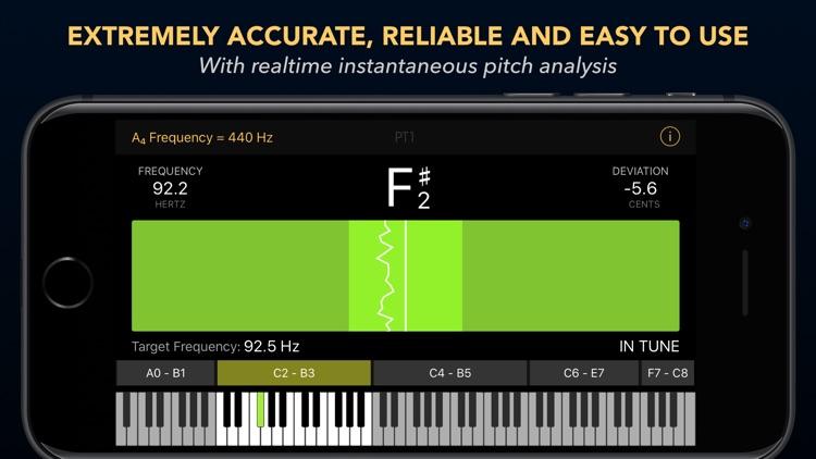 Piano Tuner PT1 screenshot-4