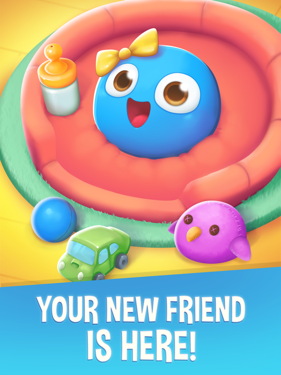 My Boo Virtual Pet & Mini Game-ipad-0
