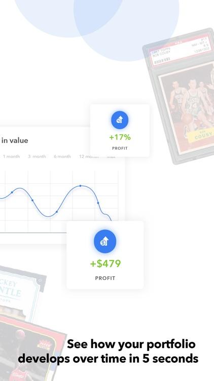 Cardbase: Sports Cards Tracker screenshot-3
