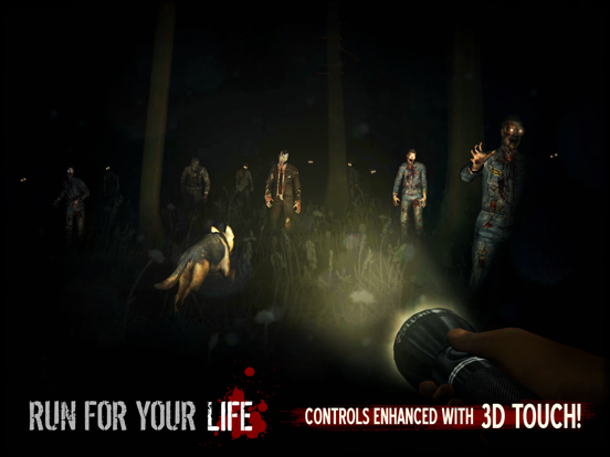 Into the Dead screenshot