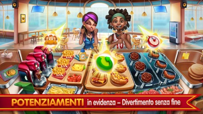 Screenshot of Cooking City - Gioco Cucina10