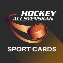 HockeyAllsvenskan Sport Cards