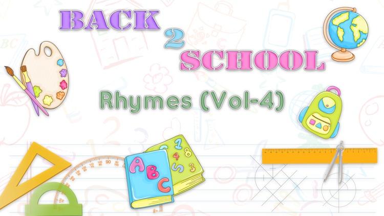 Back2School Rhymes Vol4