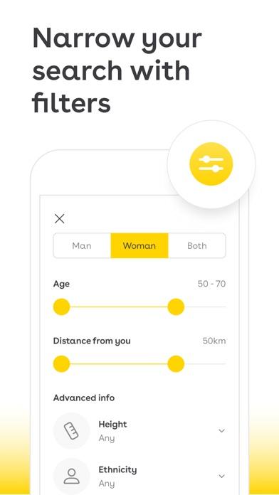 Lumen - Over 50 Dating