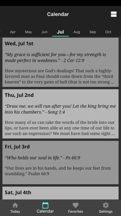 God's Daily Wisdom for Today screenshot-6