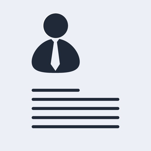 Resumer: CV & Resume builder icon