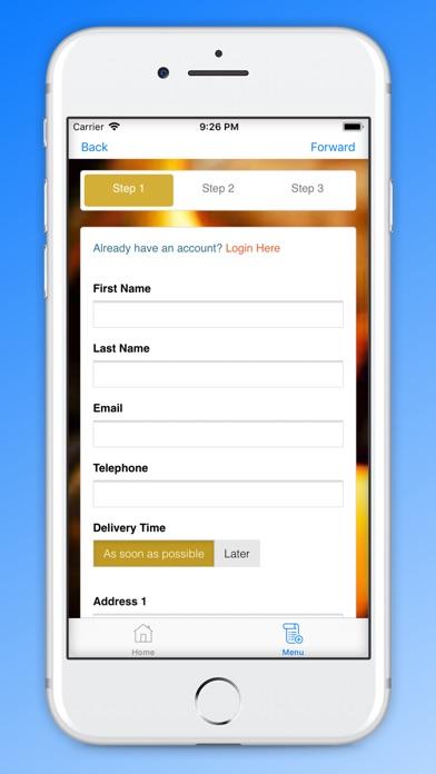 Screenshot for Star Kebab Southampton in Venezuela App Store