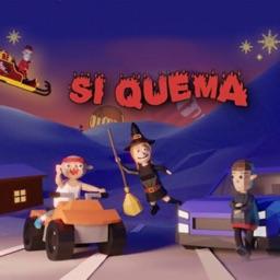 Si Quema 3D: Fun Racing Game