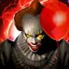 Death Park: 怖いホラーゲームアドベンチャーピエロ