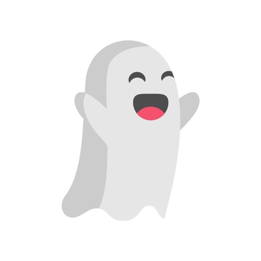 Ghostly Stickers