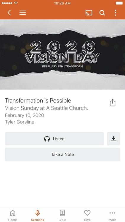 A Seattle Church
