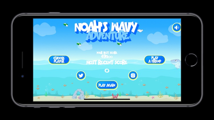 Noah's Wavy Adventure screenshot-5