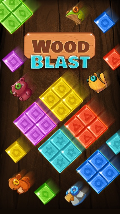 Wood Blast screenshot-4
