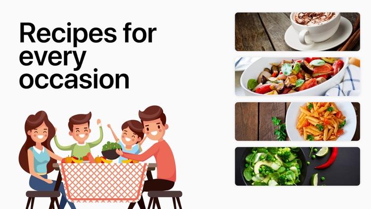 Easy Meal Recipes App