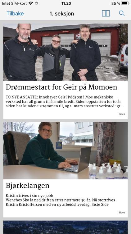 Indre Akershus Blad eAvis screenshot-3