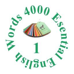 4K Essential English Words 1