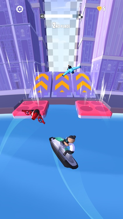 Swing Loops - Grapple Parkour screenshot-6