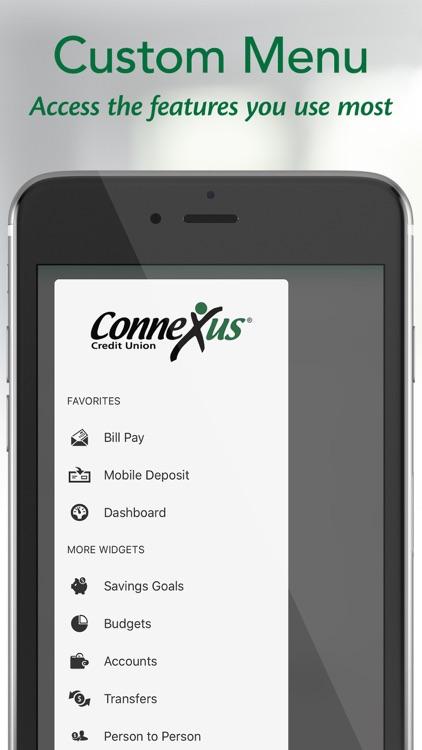 Connexus Credit Union screenshot-3