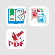 XPS and PDF Document Utility Bundle