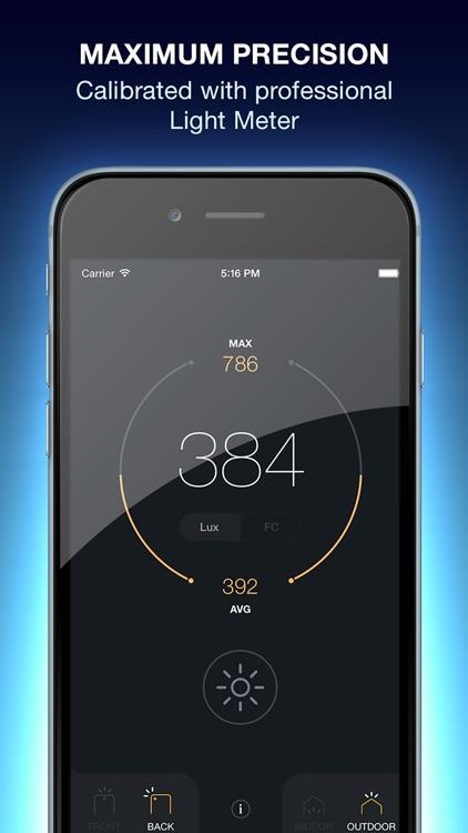 Lux Light Meter Pro