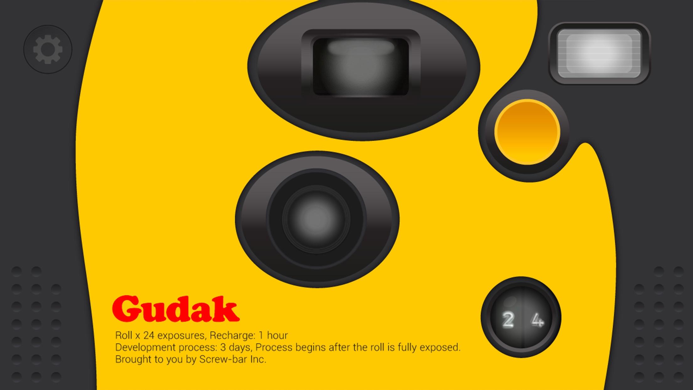 Screenshot do app Gudak Cam