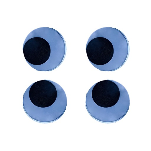 googly eyes stickers icon