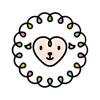BoksInc - めりぃさん - 健康的に輝く毎日をサポート アートワーク