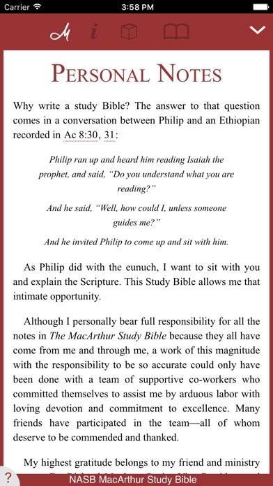 NASB MacArthur Study Bible
