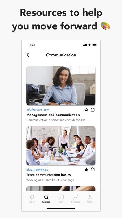 Sidekick - Coaching for Work screenshot-3