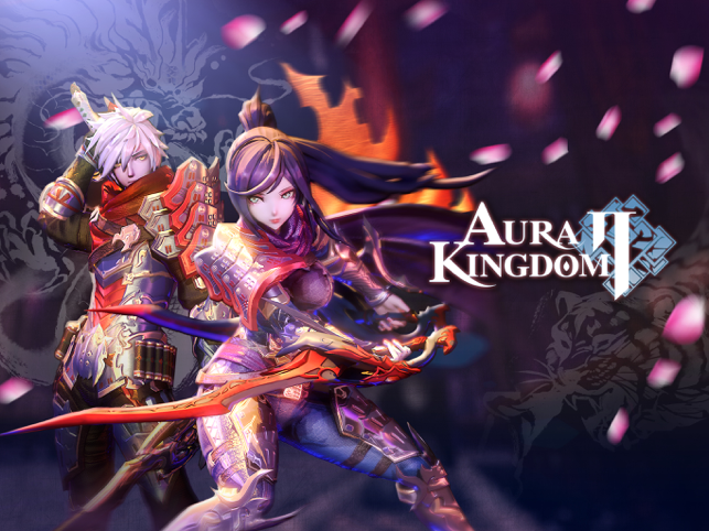 ‎Aura Kingdom 2 Screenshot