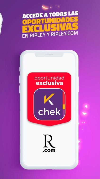 Chek - Billetera virtual