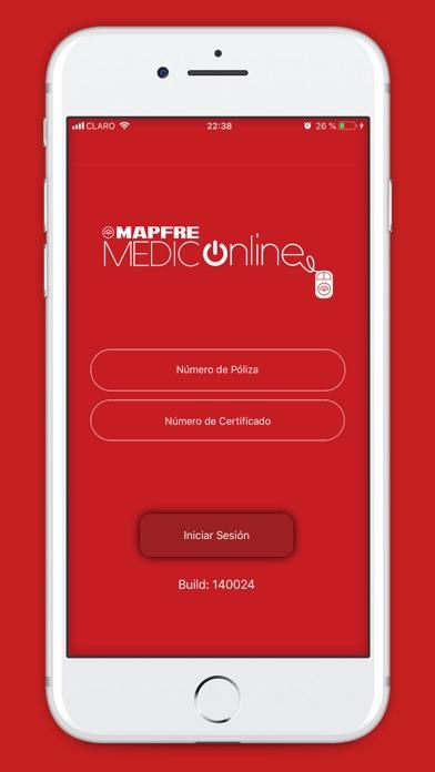 MAPFRE Medico Online screenshot three