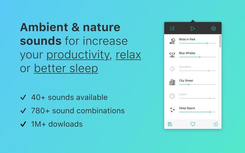Noizio — Calm, Meditate, Sleep Screenshots
