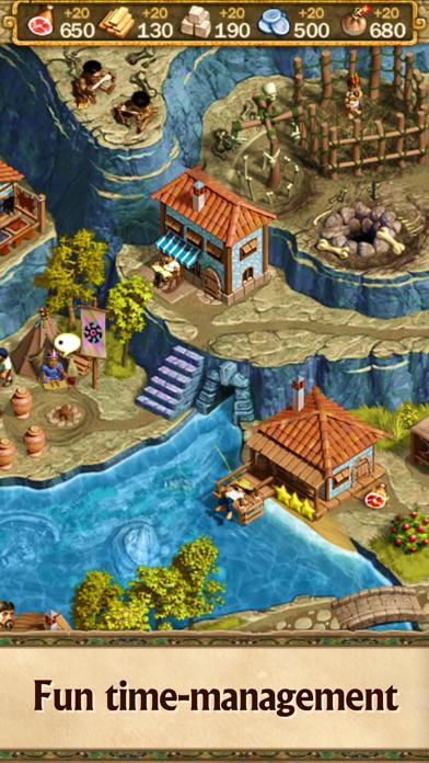 Adelantado: 4 Aztec skulls screenshot 4