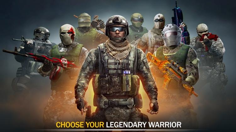 Code of War: Modern Shooter screenshot-0