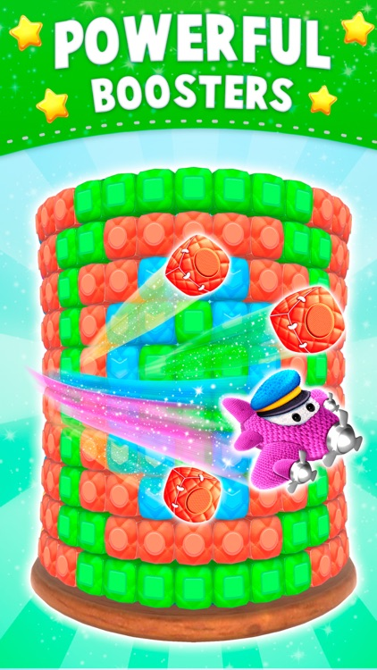 Wooly Blast: Match 3 Puzzles screenshot-4