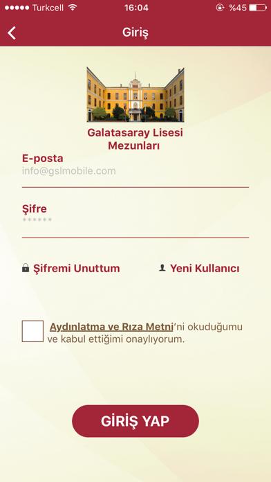 GSL Mobile screenshot four