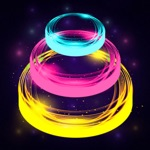 Pop Rings: Color Puzzle Game