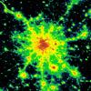 Jurij Stare - Light Pollution Map アートワーク