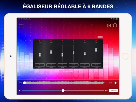 Screenshot #5 pour AudioMaster Pro: Mastering App