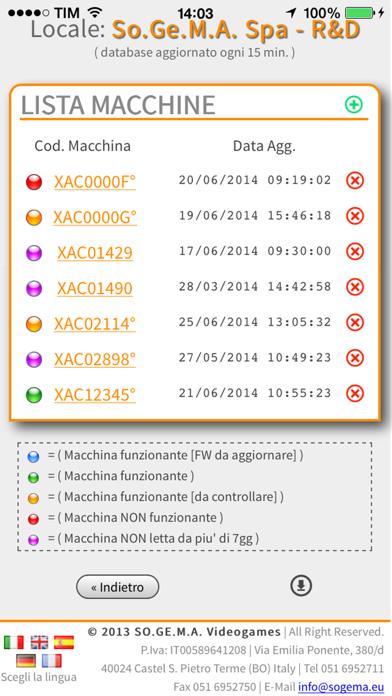 Screenshot of SmartChange Monitor4