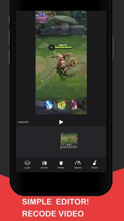 VideoShot - Screen Recorder