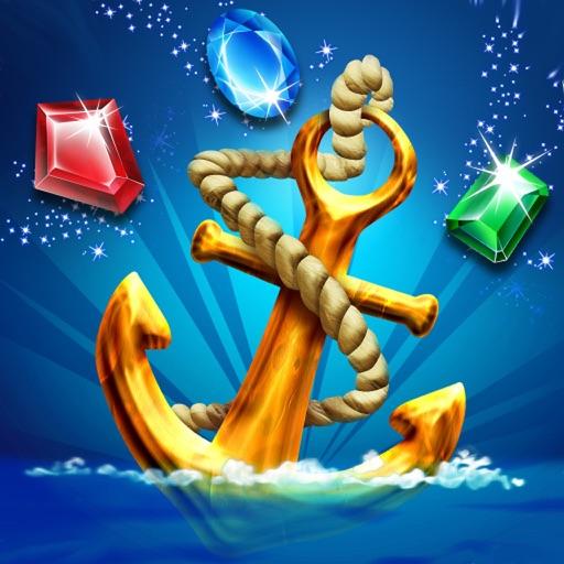 Jewel Quest 7 Seas: Match 3